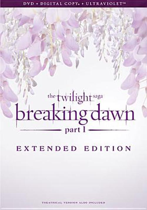 Twilight-Saga-breaking-Dawn-Part-1-DVD-Region-1-Brand-New-Free-Shipping