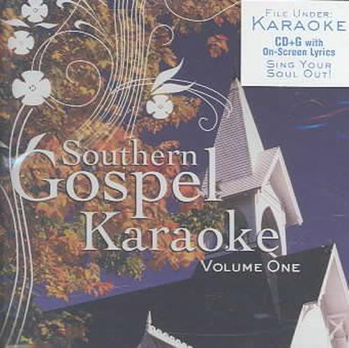 Southern-Gospel-Karaoke-Vol-1-Sothern-Gospel-Karaoke-New-Sealed-CD-Free-Ship