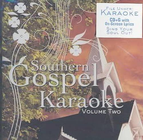 Southern-Gospel-Karaoke-Vol-2-Southern-Gospel-Karaoke-New-Sealed-CD-Free-Shi