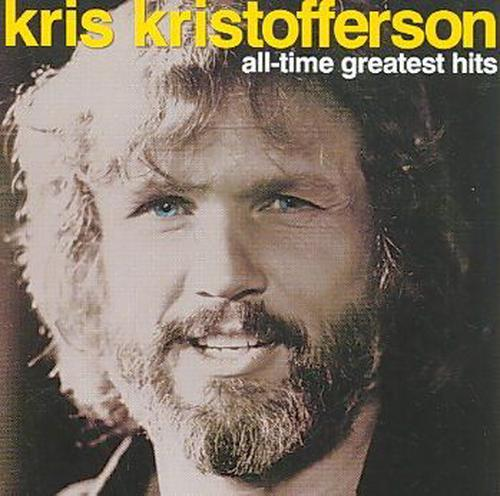 All-time-Greatest-Hits-Kris-Kristofferson-New-Sealed-CD-Free-Shipping