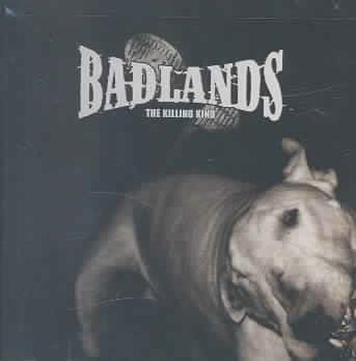 Killing-Kind-Badlands-New-Sealed-Compact-Disc-Free-Shipping
