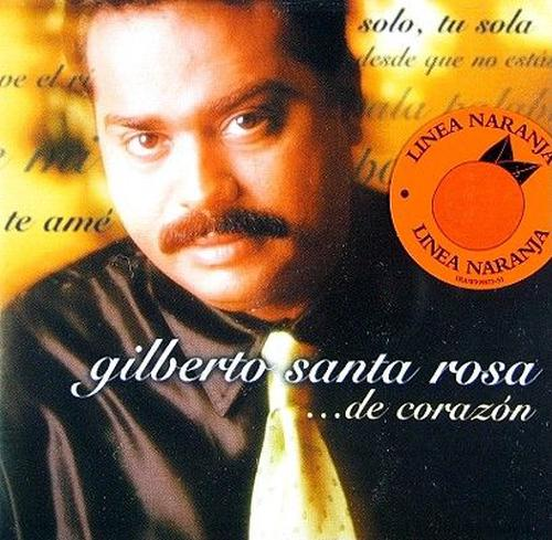 De-Corazon-Gilberto-Santa-Rosa-New-Sealed-CD-Free-Shipping