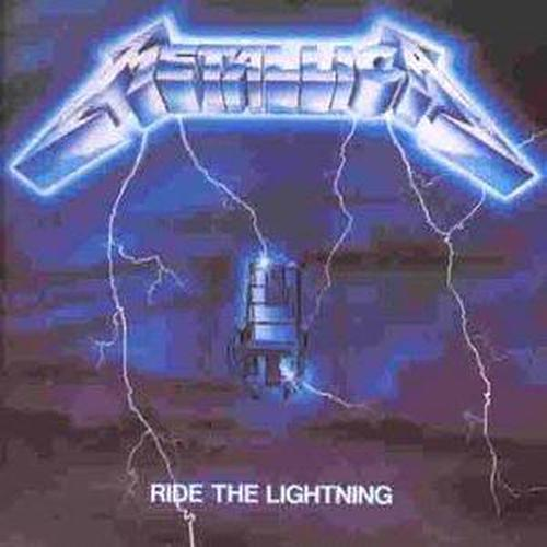 Ride-The-Lightning-Metallica-New-Sealed-CD-Free-Shipping