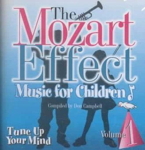 Mozart-Effect-Vol-1-tune-Up-Your-Mind-Don-Campbell-New-Sealed-Compact-Disc-F