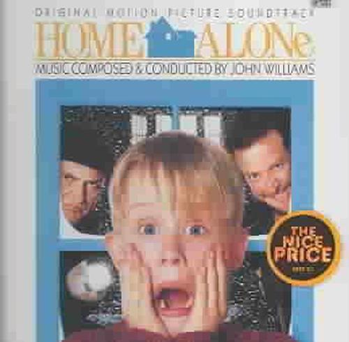 Home-Alone-ost-John-Williams-New-Sealed-CD-Free-Shipping
