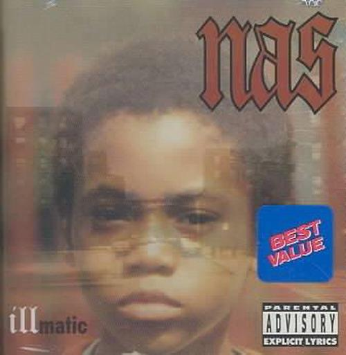 Illmatic-Nas-New-Sealed-CD-Free-Shipping