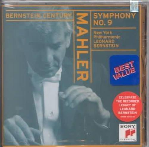 Mahler-sym-09-York-P-Bernstein-new-New-Sealed-CD-Free-Shipping