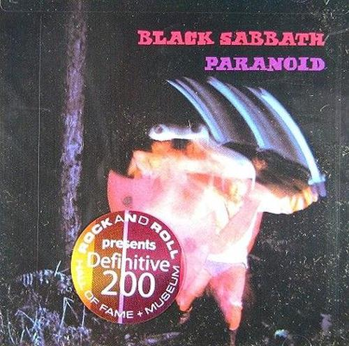 Paranoid-Sabbath-Black-New-Sealed-Compact-Disc-Free-Shipping