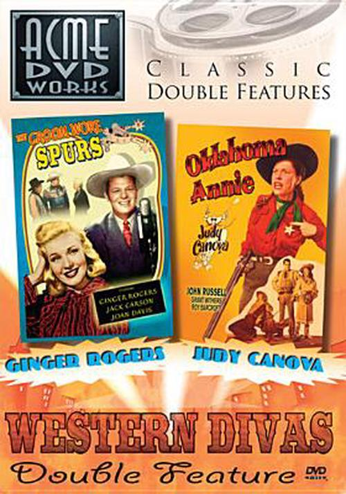 Western-Divas-Comedy-Double-Feature-DVD-Region-1-Brand-New-Free-Shipping