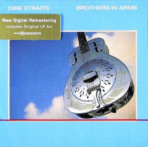 Brothers-in-Arms-Straits-Dire-New-Sealed-Compact-Disc-Free-Shipping