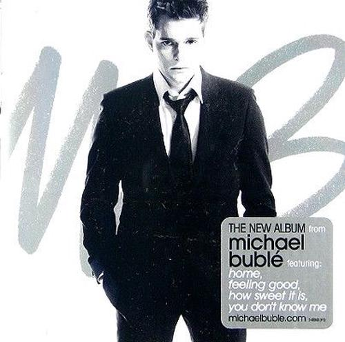 Its-Time-Michael-Buble-New-Sealed-Compact-Disc-Free-Shipping