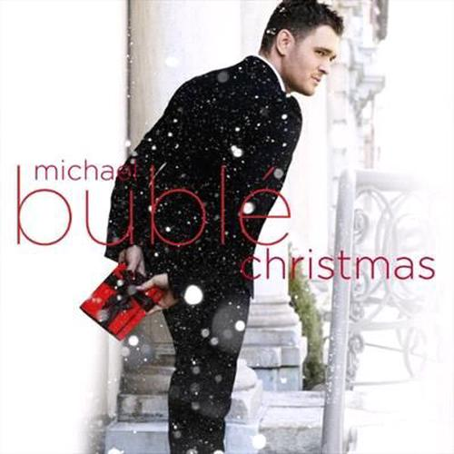 Christmas-Michael-Buble-New-Sealed-CD-Free-Shipping