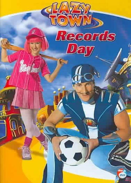Lazytown records day dvd region 1 brand new free for Arcade fire miroir noir dvd