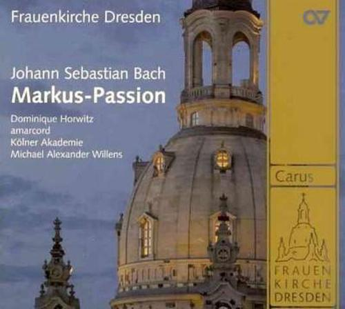 Bach-markus-Passion-Akademie-Kolner-New-Sealed-CD