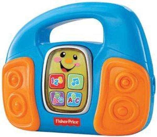 Fisher-Price-Laugh-and-Learn-Learning-Music-Player-Fisher-Price-NEW-Free-Shipp
