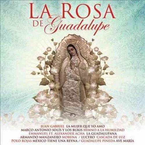 La-Rosa-De-Guadalupe-V-A-New-Sealed-CD-Free-Shipping