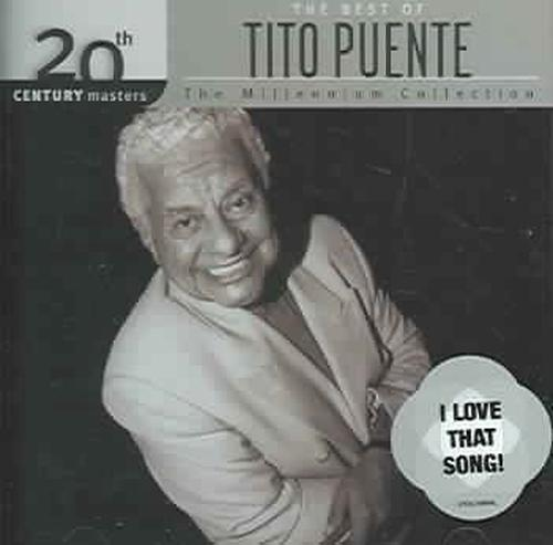 20th-Century-Masters-millennium-Colle-Tito-Puente-New-Sealed-CD-Free-Shippin