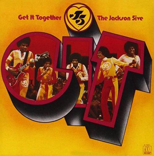 Get-It-Together-5-Jackson-New-Sealed-CD-Free-Shipping