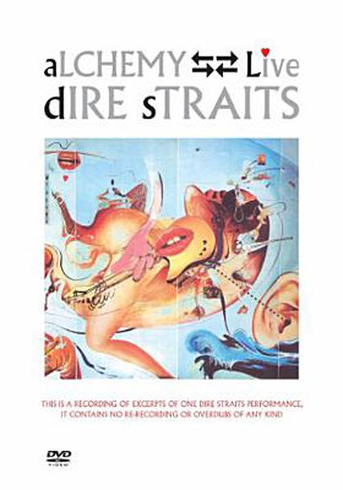 Dire-Straits-Alchemy-Live-Digital-Versatile-Disc-DVD-Region-2-Brand-New-Fre