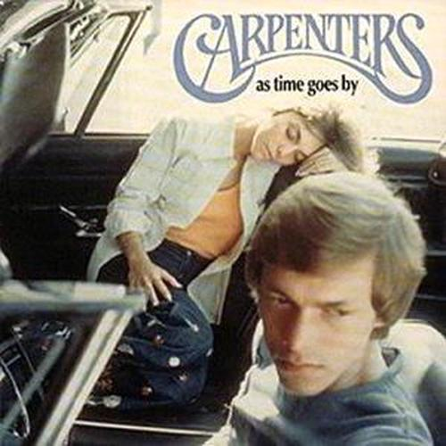 As-Time-Goes-By-Carpenters-New-Sealed-Compact-Disc-Free-Shipping