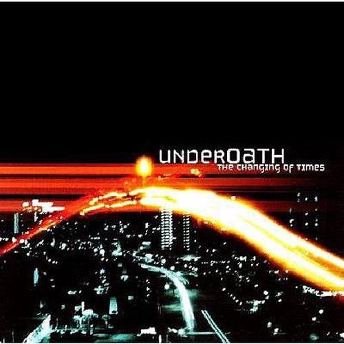 Changing-of-Times-Underoath-New-Sealed-CD-Free-Shipping