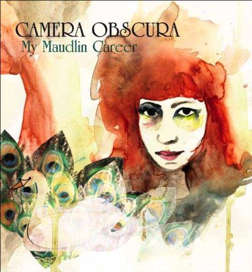 My-Maudlin-Career-Obscura-Camera-New-Sealed-Compact-Disc-Free-Shipping