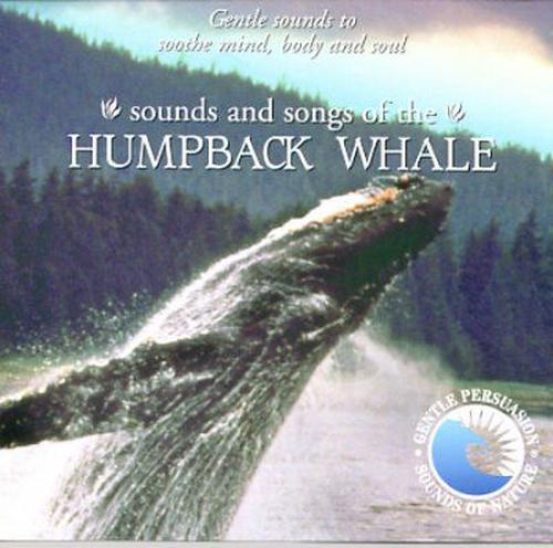 Sounds-of-Nature-humpback-Whales-Gentle-Persuasion-New-Sealed-CD-Free-Shippi