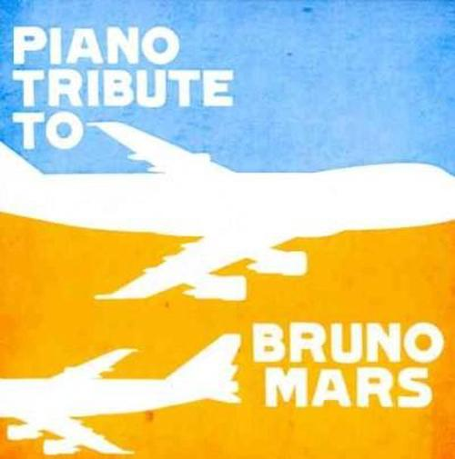 Piano-Tribute-to-Bruno-Mars-Bruno-Mars-Tribute-New-Sealed-CD-Free-Shipping