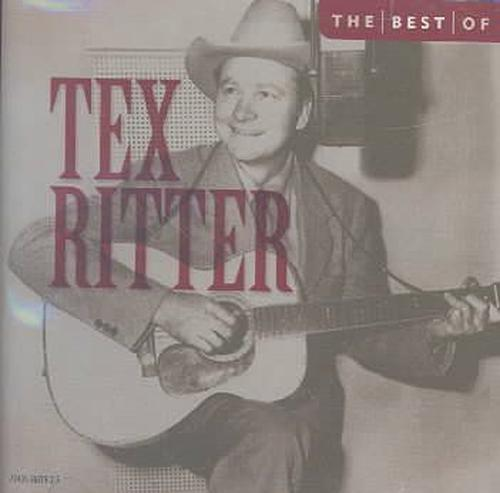 Best-of-Tex-Ritter-Tex-Ritter-New-Sealed-Compact-Disc-Free-Shipping