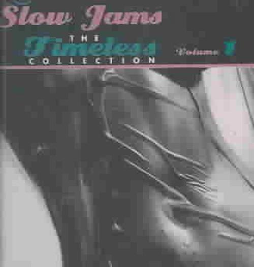 Slow-Jams-timeless-Vol-01-SLOW-JAMS-New-Sealed-CD-Free-Shipping