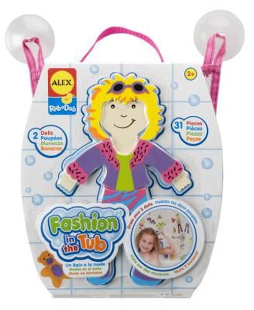 Alex-by-Panline-Usa-Inc-Ale806-Tub-Fashion-Alex-Toys-NEW-Free-Shipping