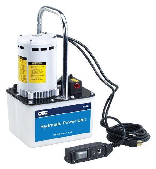 OTC-OTC-4046-RamRunner-Two-Stage-Electric-Hydraulic-Pump-NEW