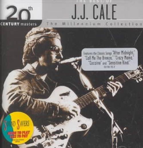 20th-Century-Masters-millennium-Colle-J-j-Cale-New-Sealed-Compact-Disc-Free
