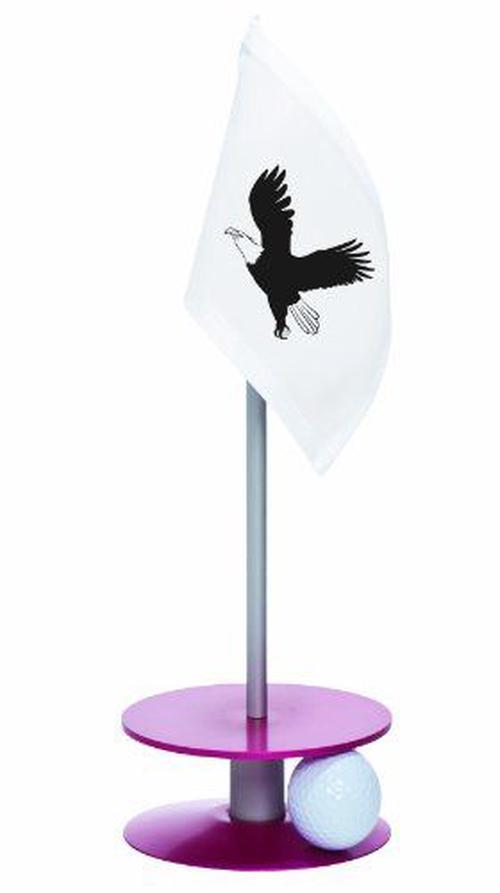 Anne-Stone-Golf-Putt-A-Round-Eagle-Flag-1-Putting-Aid-Pink-Small-NEW-Free-Ship
