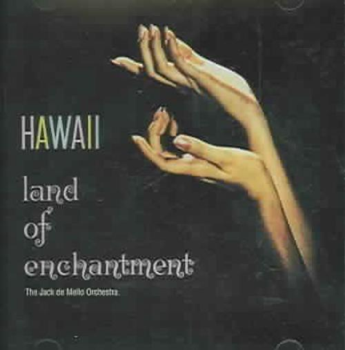 Hawaii-Land-of-Enchantment-Mello-Jack-De-New-Sealed-CD-Free-Shipping
