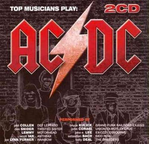 Ac-dc-As-Performed-by-AC-DC-AS-PERFORMED-BY-New-Sealed-CD-Free-Shipping