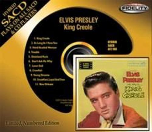 King-Creole-Elvis-Presley-New-Sealed-CD-Free-Shipping