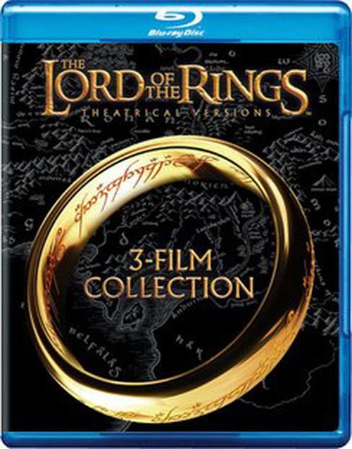 Lord-of-the-Rings-theatrical-Trilogy-Blu-Ray-Region-1-Brand-New-Free-Shipping