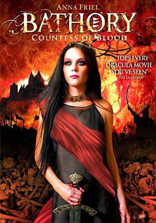 Bathory-countess-of-Blood-DVD-Region-1-Brand-New-Free-Shipping