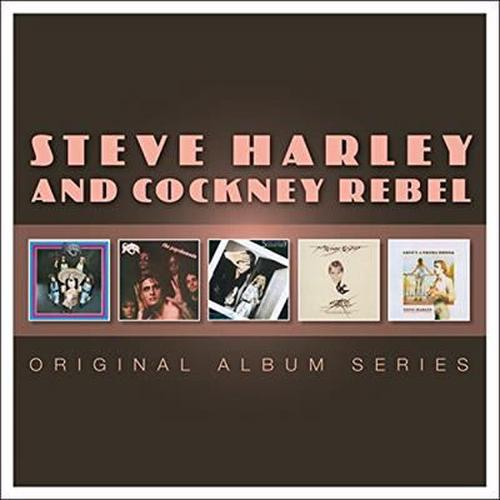 Original-Album-Series-Harley-Steve-Cockney-Rebel-New-Sealed-CD-Free-Shippi
