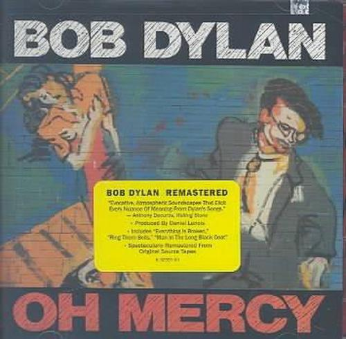 Oh-Mercy-Bob-Dylan-New-Sealed-CD-Free-Shipping
