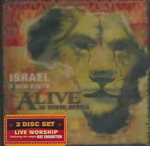 Alive-in-South-Africa-New-Breed-Israel-New-Sealed-CD-Free-Shipping