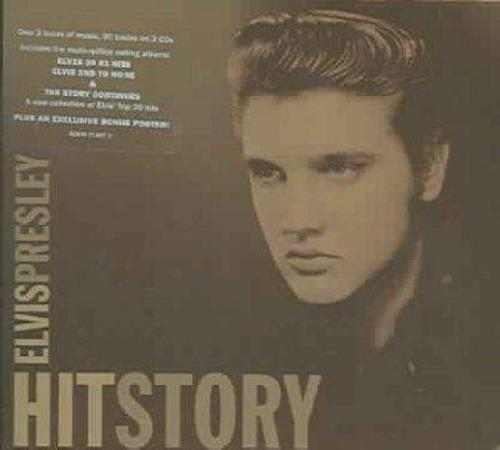 Hitstory-Elvis-Presley-New-Sealed-Compact-Disc-Free-Shipping