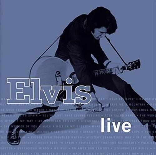 Elvis-Live-Elvis-Presley-New-Sealed-CD-Free-Shipping
