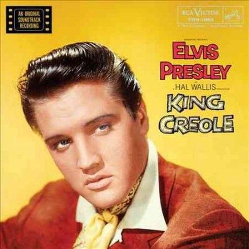 King-Creole-Presley-Elvis-New-Sealed-LP-Free-Shipping