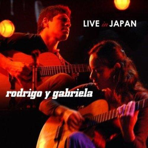 Live-in-Japan-Y-Gabriela-Rodrigo-New-Sealed-Compact-Disc-Free-Shipping