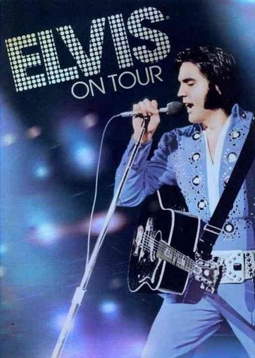 Elvis-on-Tour-DVD-Region-1-Brand-New-Free-Shipping
