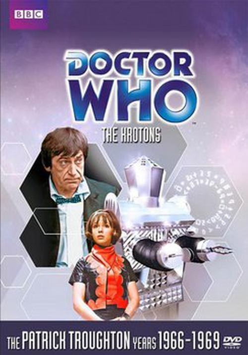 Doctor-Who-ep-47-the-Krotons-DVD-Region-1-Brand-New-Free-Shipping