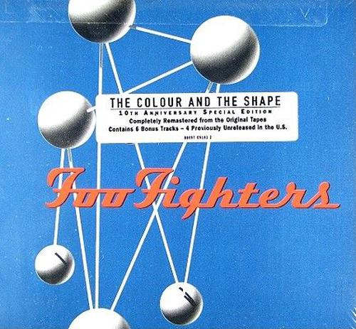 The-Colour-And-The-Shape-Special-Edition-Fighters-Foo-New-Sealed-Compact-D