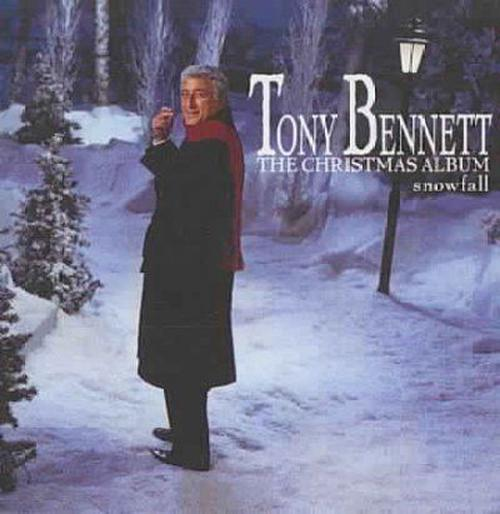 Snowfall-christmas-Album-Tony-Bennett-New-Sealed-CD-Free-Shipping